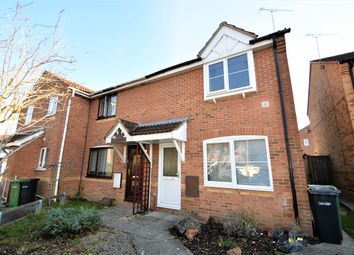 Thumbnail 2 bed end terrace house for sale in Martley Gardens, Hedge End, Southampton, Hampshire