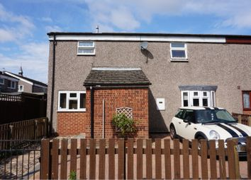 Thumbnail 3 bed end terrace house for sale in Buttermere Way, Grimsby