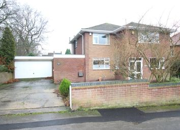 Thumbnail 4 bed detached house for sale in 1A, Woodland Drive, Worksop
