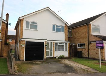 Thumbnail 3 bed detached house for sale in Greenacres Drive, Lutterworth