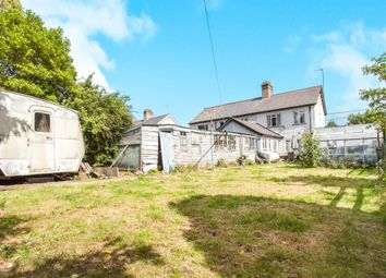 Thumbnail 3 bed semi-detached house for sale in Newton Road, Whittlesford, Cambridge
