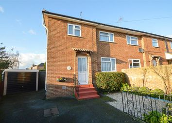 Thumbnail 2 bedroom semi-detached house for sale in Springfield Road, Bexhill-On-Sea