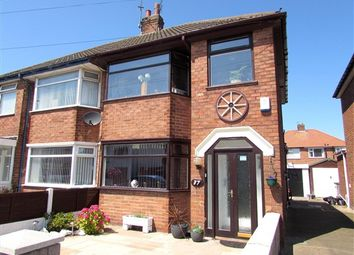 Thumbnail 3 bedroom property for sale in Brough Avenue, Blackpool