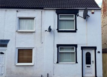 Thumbnail 2 bed end terrace house to rent in Netherton Road, Worksop, Nottinghamshire