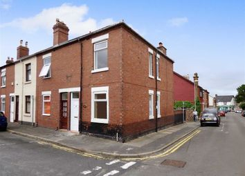 Thumbnail 3 bed end terrace house to rent in Watson Street, Hartshill, Stoke-On-Trent