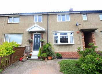 Thumbnail 3 bed terraced house for sale in Eden Crest, Gainford, Darlington