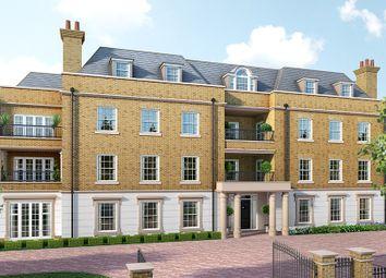 """Thumbnail 2 bedroom flat for sale in """"Plot 6"""" at Queens Road, Weybridge"""