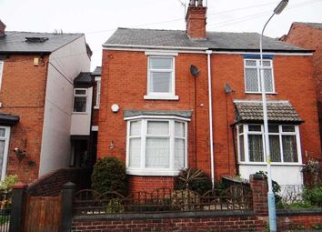 Thumbnail 3 bed semi-detached house to rent in Alexandra Road West, Chesterfield