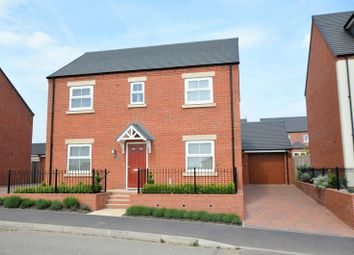 Thumbnail 4 bed detached house for sale in Bluebell Way, Tutbury, Burton-On-Trent