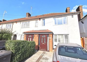 Thumbnail 3 bed end terrace house to rent in Old Town Road, Croydon, London