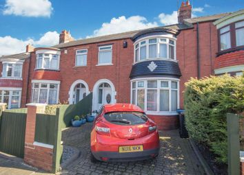 Thumbnail 3 bedroom terraced house for sale in Grosvenor Road, Linthorpe, Middlesbrough