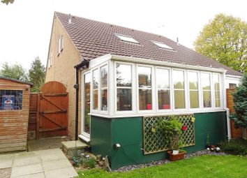Thumbnail 1 bed terraced house for sale in Arbury Dale, Shepshed, Loughborough