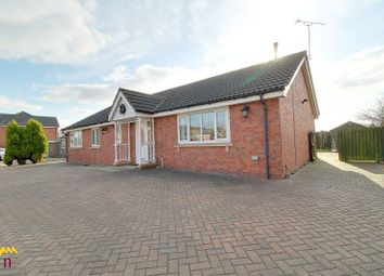 Thumbnail 3 bed detached bungalow for sale in Downland Close, Balby, Doncaster