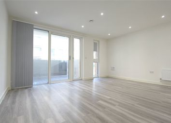 Thumbnail 1 bed flat to rent in Greenshank House, 19 Moorhen Drive, London