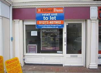 Thumbnail Retail premises to let in Unit 2, Portland Square, Portland Road, Worthing, West Sussex