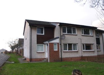 Thumbnail 2 bed flat to rent in Earlston Crescent, Coatbridge