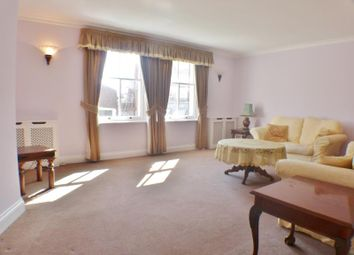 Thumbnail 2 bed flat to rent in Lancaster Place, London