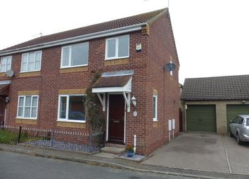 Thumbnail 3 bedroom semi-detached house to rent in El Alamein Way, Bradwell, Great Yarmouth