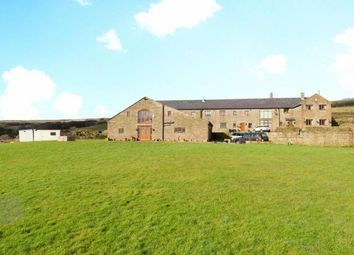 Thumbnail 5 bed barn conversion to rent in Hampsons Farm, Coal Pit Lane, Smithills, Bolton