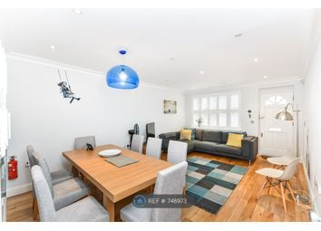 Thumbnail 4 bed terraced house to rent in Eastbourne Mews, London