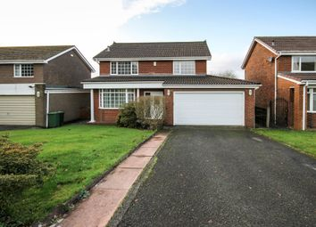 Thumbnail 4 bedroom detached house for sale in Cox Green Road, Egerton, Bolton