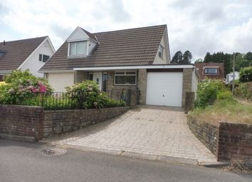 Thumbnail 3 bed detached bungalow for sale in Sunnybank Way, Griffithstown, Pontypool