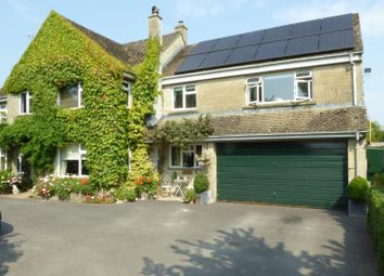 Thumbnail 5 bed detached house for sale in Bentham Lane, Bentham, Purton, Swindon