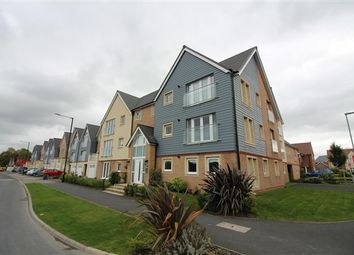 Thumbnail 1 bed flat for sale in New Quay Road, Lancaster