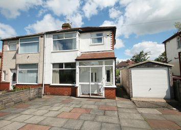 Thumbnail 3 bed semi-detached house for sale in Broadway, Farnworth, Bolton