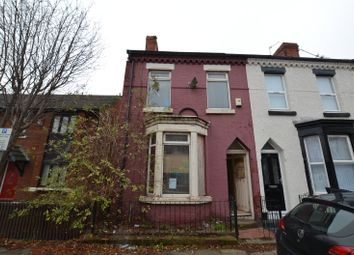 Thumbnail 2 bedroom end terrace house for sale in Rickman Street, Liverpool, Merseyside