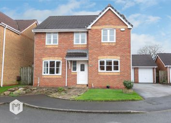 Thumbnail 4 bed detached house for sale in Waterhouse Nook, Blackrod, Bolton, Greater Manchester