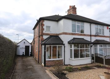 Thumbnail 2 bedroom semi-detached house for sale in Weston Road, Weston Coyney