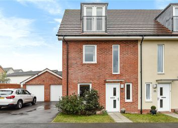 Thumbnail 3 bed end terrace house for sale in Typhoon Close, Bracknell, Berkshire