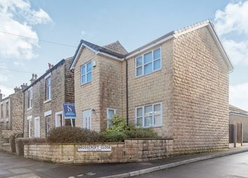 Thumbnail 3 bed detached house for sale in Brosscroft, Hadfield, Glossop