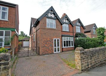 Thumbnail 4 bed semi-detached house to rent in Villiers Road, Woodthorpe, Nottingham