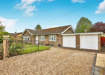 Thumbnail 3 bed detached bungalow for sale in Hatherley Gardens, Barton Bendish, King's Lynn