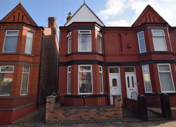 Thumbnail 3 bed semi-detached house for sale in St Georges Avenue, Tranmere, Merseyside