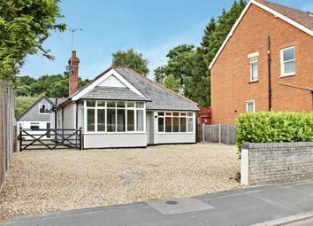 Thumbnail 4 bed detached house to rent in Albany Road, Fleet