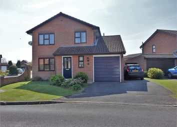 Thumbnail 3 bed detached house for sale in The Mews, Blackfield, Southampton