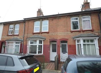 Thumbnail 2 bed terraced house for sale in Boulters Road, Aldershot, Hampshire