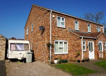 Thumbnail 3 bed semi-detached house for sale in Oak Tree Meadow, Horncastle