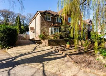 Thumbnail 3 bed end terrace house for sale in Chartwell Mews, Carron Lane, Midhurst, West Sussex