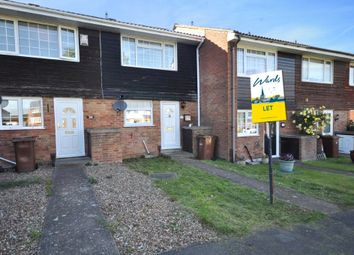 Thumbnail 2 bed terraced house to rent in Clandon Road, Chatham