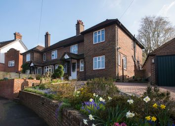 Thumbnail 4 bed property for sale in Millway, Reigate