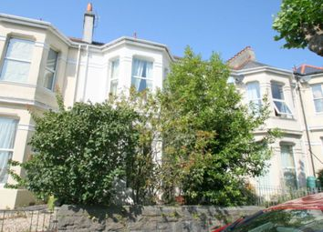 Thumbnail 4 bed terraced house for sale in Greenbank Avenue, Lipson, Plymouth
