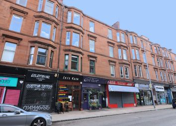 Thumbnail 2 bed flat to rent in Queen Margaret Drive, North Kelvinside, Glasgow