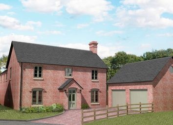 Thumbnail 5 bedroom detached house for sale in 2 William Ball Drive, Horsehay, Telford, Shropshire