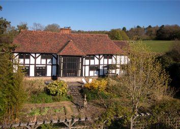 Thumbnail 6 bedroom barn conversion for sale in Old Barn Lane, Churt, Farnham, Surrey