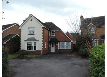 Thumbnail 5 bed detached house for sale in Sandown Drive, Chippenham