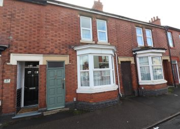 Thumbnail 3 bed terraced house for sale in Brookfield Road, Rushden